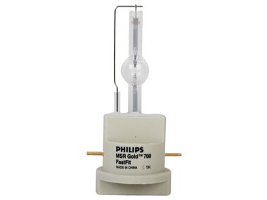 ONTLADINGSLAMP PHILIPS 700 W - FAST FIT - GOLD (928106005114) (LAMP700MSR-FAFI)