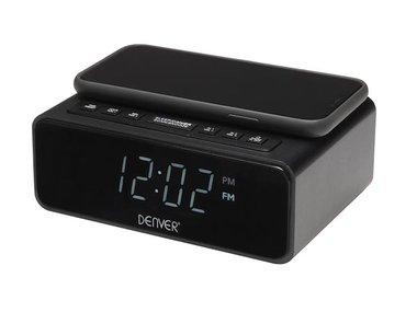 CRQ-105 - FM-WEKKERRADIO MET QI-OPLAADFUNCTIE (DV-10909)