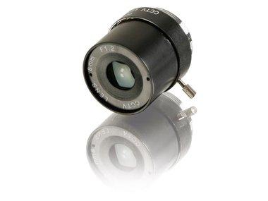 CCTV TELELENS 8mm / f1.6 (CAML23)