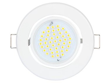 LED-INBOUWSPOT - WARMWIT - 3200 K (LEDA25WW)