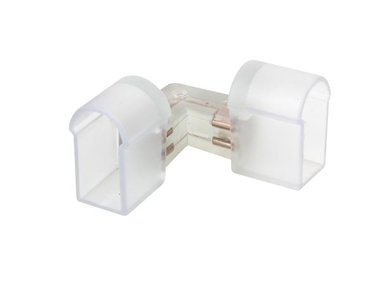CONNECTOR IN L VORM TYPE 1 VOOR DE FLEX LED SERIE - 5 STUKS (RLLFLC1)