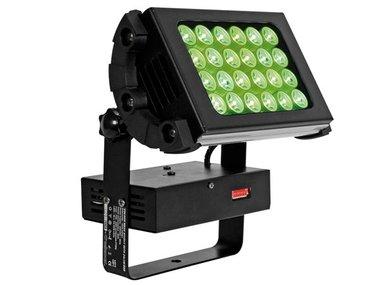 KLEUREN WASH-EFFECT - 24 x 1W RGB-LEDS (VDPLW2401)
