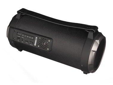 FluidE BAZOOKA II - BLUETOOTH® LUIDSPREKER MET LEDEFFECT (HQSA1011)
