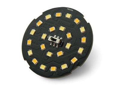 GARDEN LIGHTS - RESERVEONDERDEEL - 12x SMD-led wit (85 lm) - 2 W - 12 V (GL6244011)