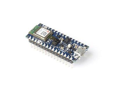 ARDUINO®--NANO-33-BLE-SENSE-MET-HEADERS-(ARD-ABX00035)