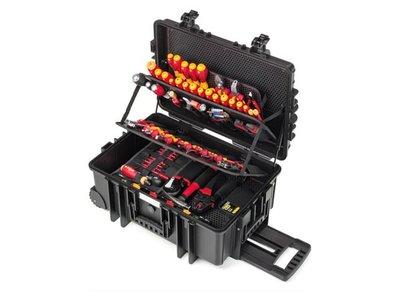 Wiha-Gereedschapset-elektricien-Competence-XXL-II-assorti-115-delig-in-koffer-(42069)-(WH42069)