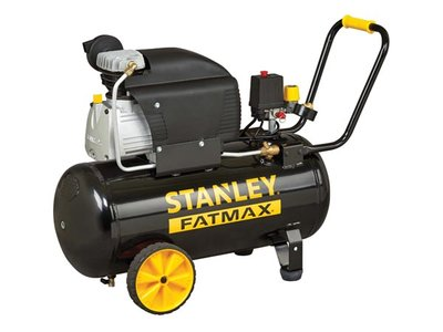 STANLEY-FATMAX--HEAVY-DUTY----LUBRICATED-DIRECT-DRIVE-COMPRESSOR---2-hp-/-50-L--/-8-bar-(WD210/8/50FM)