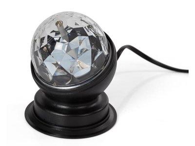 Discobal Met Licht : Mini led discobal w kopen hqpe disco licht met